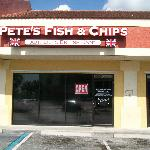 ‪Pete's Fish and Chips‬