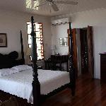 Master Bedroom (Room# 1)