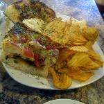 Rosemary Chicken Panini