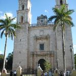the town's main church