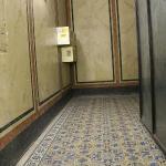 Near the lift