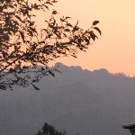Sunset from tashi view