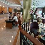 Lobby & réception
