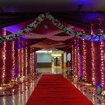 Banquet Passage decoration