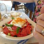 Mmmm! greek salad :-)