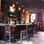 Nice bar for brunch