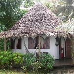 bungalow idyllique.