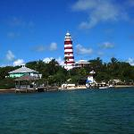Hope Town Lighthouse is only accessible by boat but worth the effort.