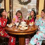 Mon Ami Gabi  - Pajama Brunch!  New Years Day!
