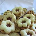 Colazione con dolci tradizionali
