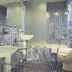 Baño infantil apartamento A2E (2 dormitorios, 2 baños)