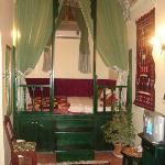 View of the Bed Room