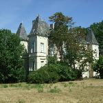 Chateau von hinten
