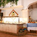 Buffet infantil, Restaurante Es Prat