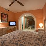 Dormitorio principal apartamento A2E (2 dormitorios, 2 baños)