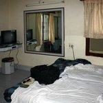 double room in the hotel West Tower