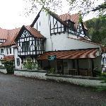 Craig-y-Dderwan Riverside Hotel