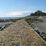 Ideal location for walking to St. Michael's Mount
