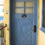Door of Suite