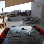 Terrace view N