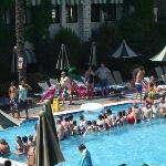 Pool Dance