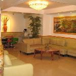 Hotel San Jorge' Lobby with FREE WIFI