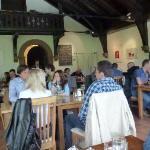 Schlosscafe interiour