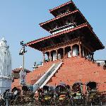 Hanuman Dhoka Meydanı