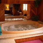 Hot Tub Suite