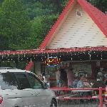 Burger Mater, Townsend, Tn.