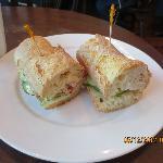 Marseille sandwich