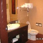 bathroom suite 218