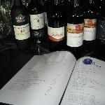 Nice wine list