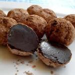Soft Chocolate Truffles