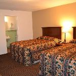 New remodeled room
