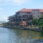 Melaka: Casa del Rio - hotel
