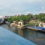 Melaka: Casa del Rio - pool