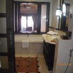 Melaka: Casa del Rio - bathroom