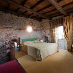 La suite del Cangrande Hotel Lazise