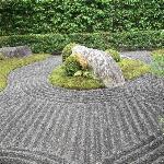 退蔵院庭園の写真その1