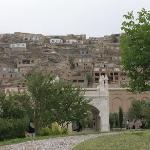 Сады Бабур-шаха. Вид на Кабул