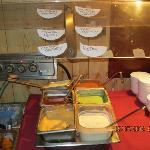 Chutneys & dressings