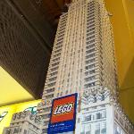 le Chrysler Building en LEGO