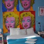 Warhol room
