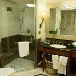 Bathroom of room 469