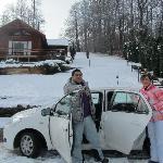 Temporada Nieve en Mirador Los Volcanes