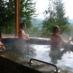 Relax en Aguas Calientes Mirador Los Volcanes