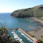 View from Parador La Gomera