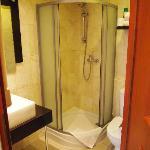 A nice bathroom