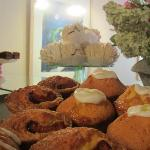 The Summer House, Lismore - Yummy goodies are made right there